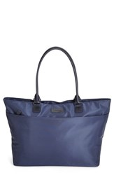 Men's Lipault Paris City Tote Bag Blue Navy