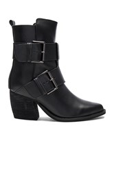 Urge Tame Booties Black
