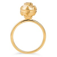 Sb London Bella Ball Ring Gold