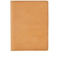 Shinola Passport Holder Neutrals