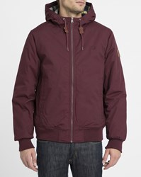 Element Red Dulcey Jacket