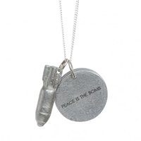 Article 22 The Bomb Necklace Peace