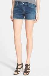 Citizens Of Humanity 'Ava' Frayed Denim Shorts Modern Love