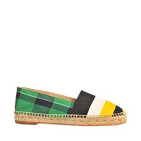 Stella Mccartney Checked Espadrille