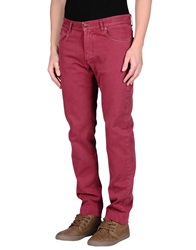 Gallery Casual Pants Garnet