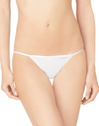 Calvin Klein String Bikini Brief White