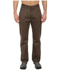 Mountain Khakis Canyon Twill Pant Terra Men's Casual Pants Brown