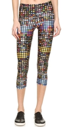 Zara Terez Conversation Performance Capris Multi