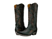 Old Gringo Kissa Black Chocolate Cowboy Boots