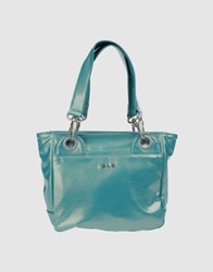 Gas Jeans Gas Small Fabric Bags Turquoise