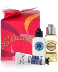 L'occitane 3 Pc. En Provence Gift Set Only At Macy's No Color