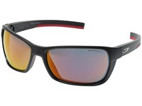 Julbo Eyewear Blast Performance Sunglasses Black Red Sport Sunglasses