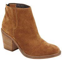 John Lewis Collection Weekend By Poissy Ankle Boots Brown Suede