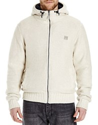 Bench Hooded Knit Jacket