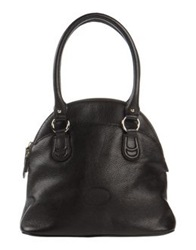 Capoverso Handbags Dark Brown