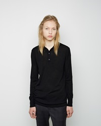 6397 Polo Sweater Black