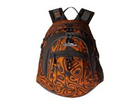 High Sierra Fat Boy Backpack Faze Mercury Backpack Bags Orange