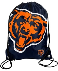 Forever Collectibles Chicago Bears Big Logo Drawstring Bag