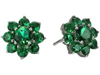Nina Teela True Emerald Earring Green