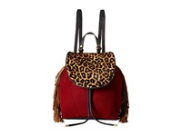 Sam Edelman Fifi Backpack Brown Rust Black Bronze Backpack Bags Red