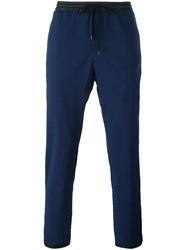 Public School 'Ilyn' Drawstring Trousers Blue