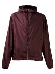 Orlebar Brown 'Collins' Jacket Red