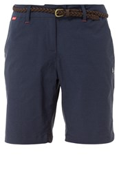Craghoppers Fleurie Shorts Soft Navy Dark Blue