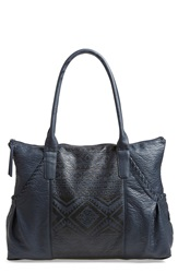 Volcom 'Vaquera' Faux Leather Bag Navy Vnt