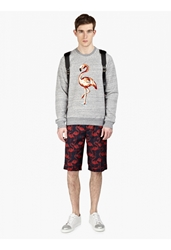 Marc Jacobs Men's Flamingo Printed Shorts