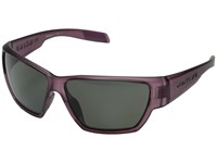 Native Wolcott Mulberry Gray Sport Sunglasses Brown