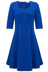 Almost Famous Swing Dress Blue