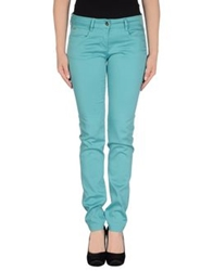 Dek'her Casual Pants Turquoise