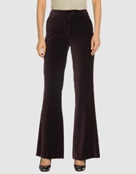 Amaya Arzuaga Casual Pants Purple