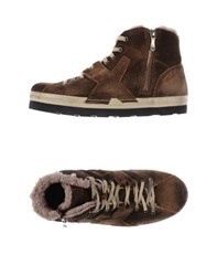 O.X.S. Footwear High Tops And Trainers Men