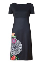 Desigual Martina Dress Black