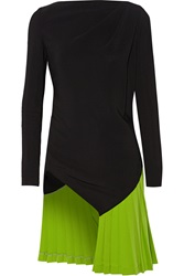 Vionnet Cady And Wool Twill Tunic