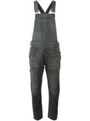 Citizens Of Humanity Tapered Trouser Overalls Grey