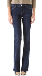 Koral Mid Rise Boot Cut Jeans 4 Months