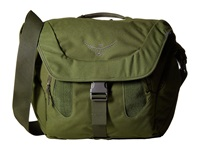 Osprey Flapjack Courier Peat Green Bags Olive