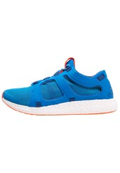 Adidas Performance Cc Rocket Cushioned Running Shoes Shock Blue Blue Solar Red