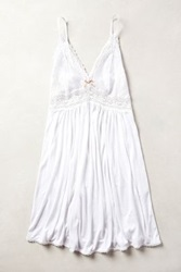 Anthropologie Eberjey Colette Chemise White S Intimates