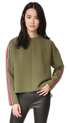 C Meo Collective A Better Tomorrow Top Khaki