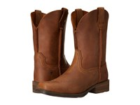 Ariat Rambler Dusted Brown Cowboy Boots