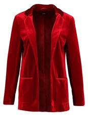 Wallis Short Coat Red