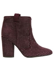 Laurence Dacade 'Pete' Boots Red