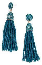 Baublebar Women's 'Pinata' Tassel Earrings Teal Green