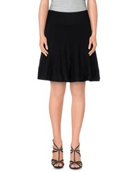 Emporio Armani Skirts Knee Length Skirts Women Black