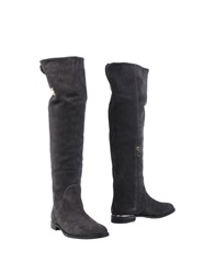Islo Isabella Lorusso Boots Steel Grey