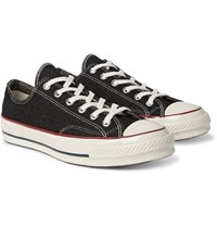 Converse 1970S Chuck Taylor All Star Denim Sneakers Black