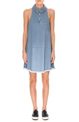 Women's The Fifth Label 'Horoscopes' Sleeveless Chambray Dress